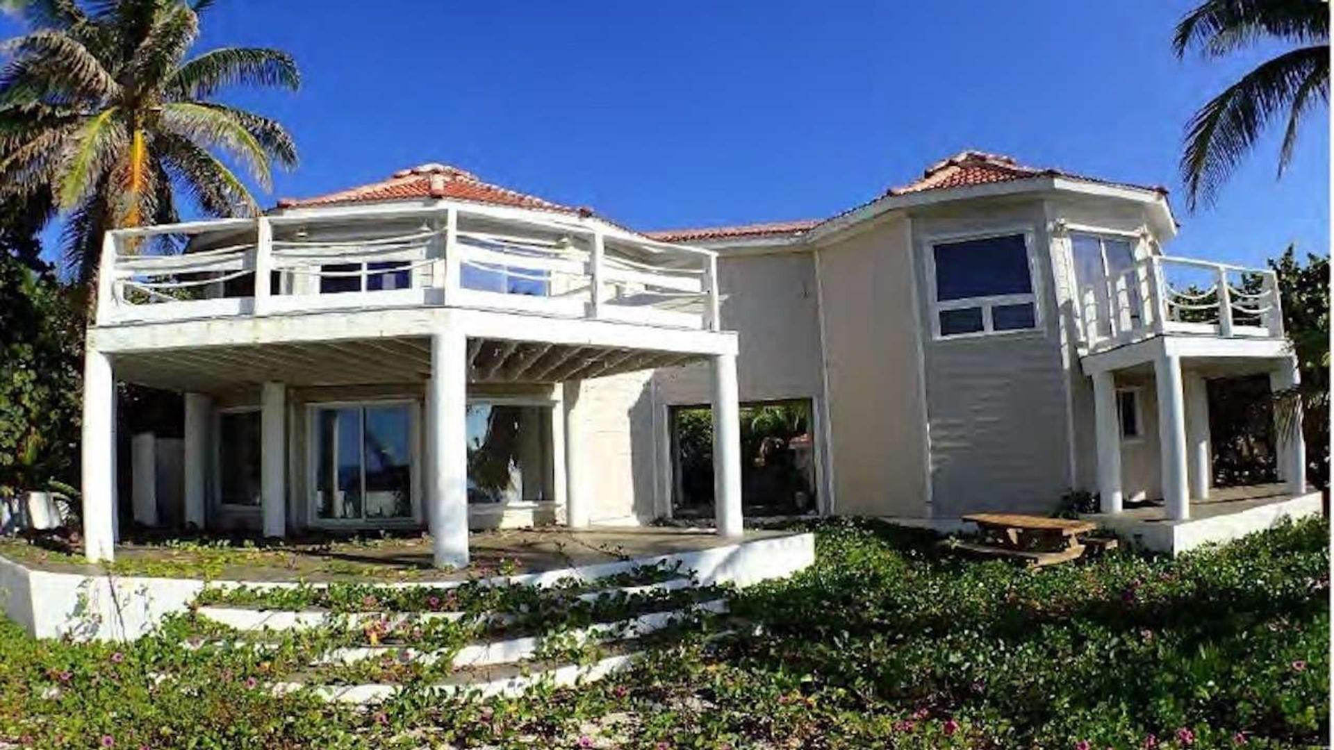 Beach Front Home, Cayman Brac