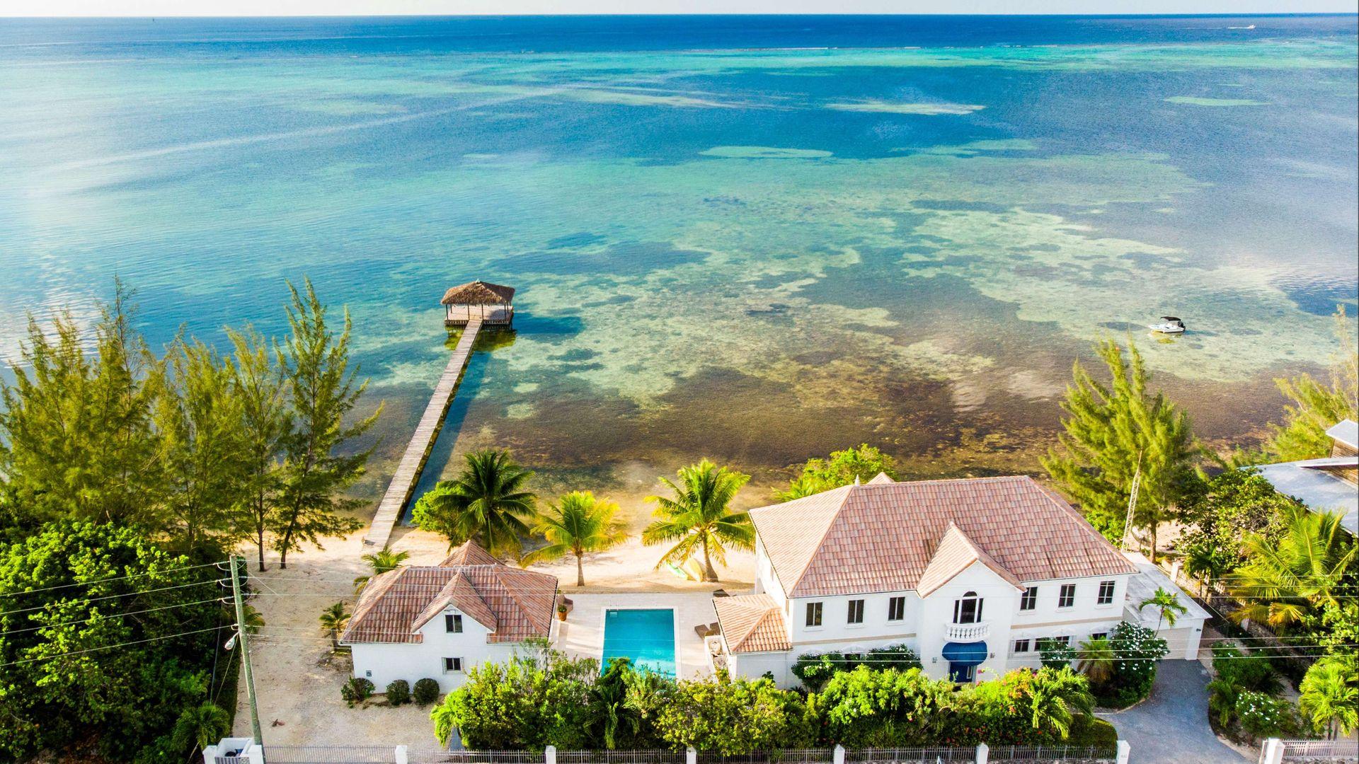 Ocean Reach Beachfront Home