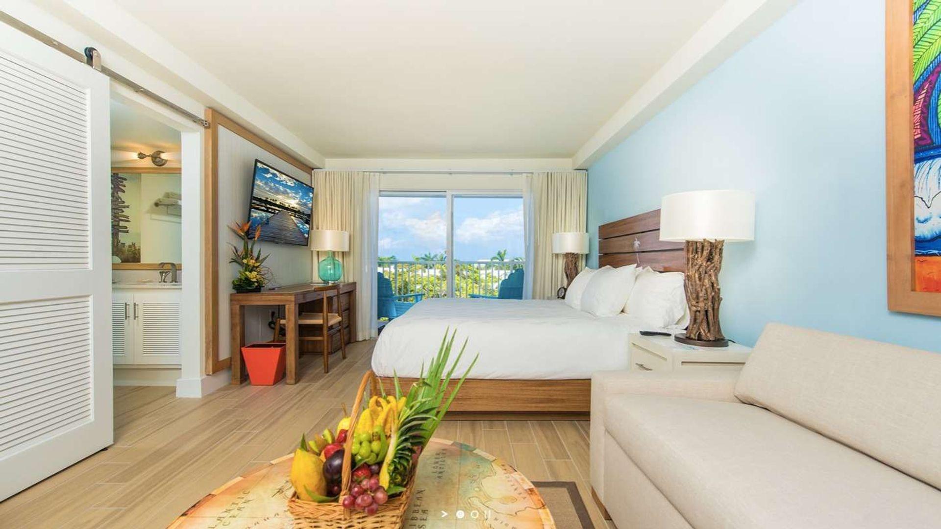 Margaritaville ( former name ) Top Floor Extended Suite