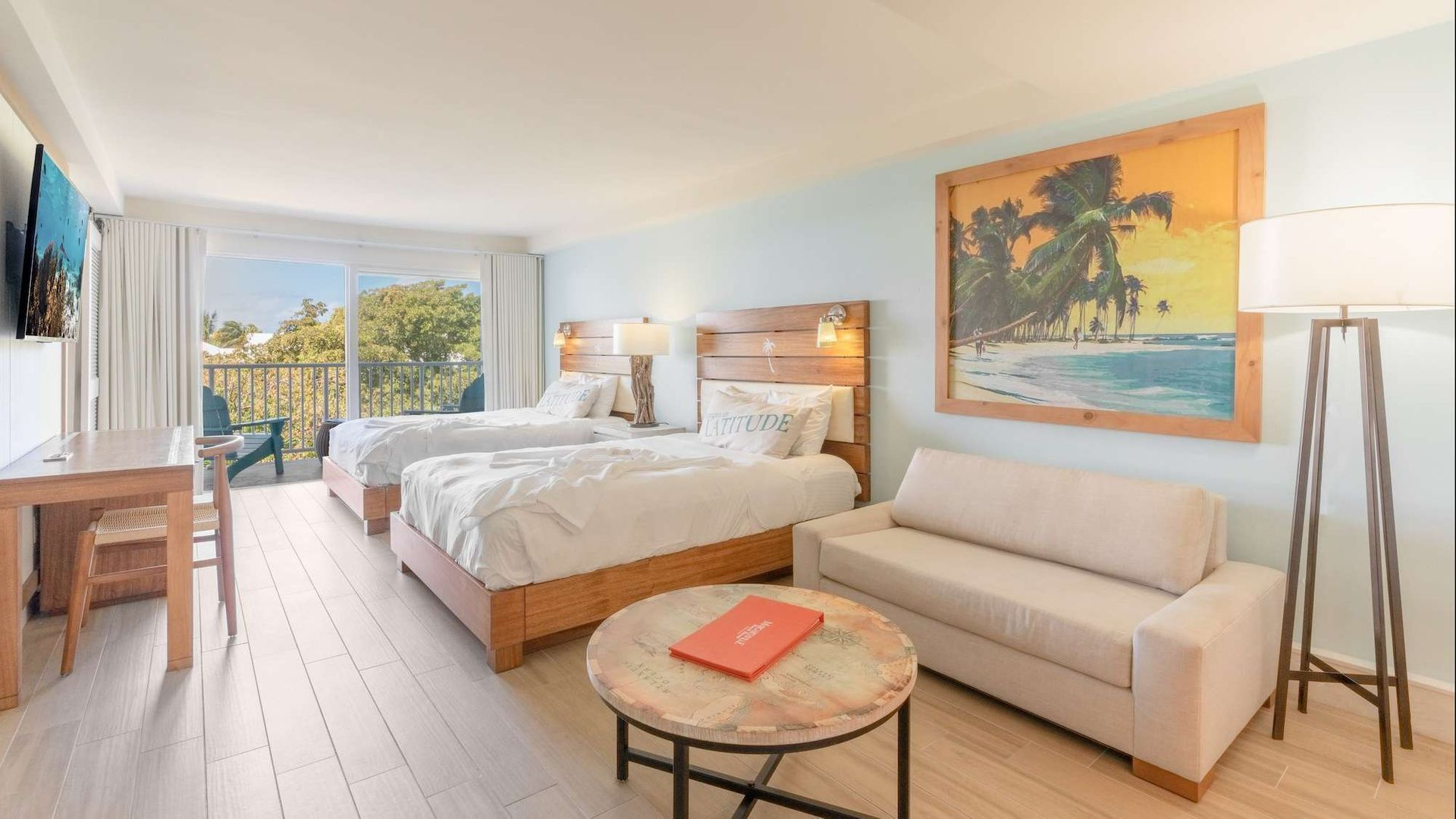 Margaritaville ( former name ) Ocean View – Extended Suite