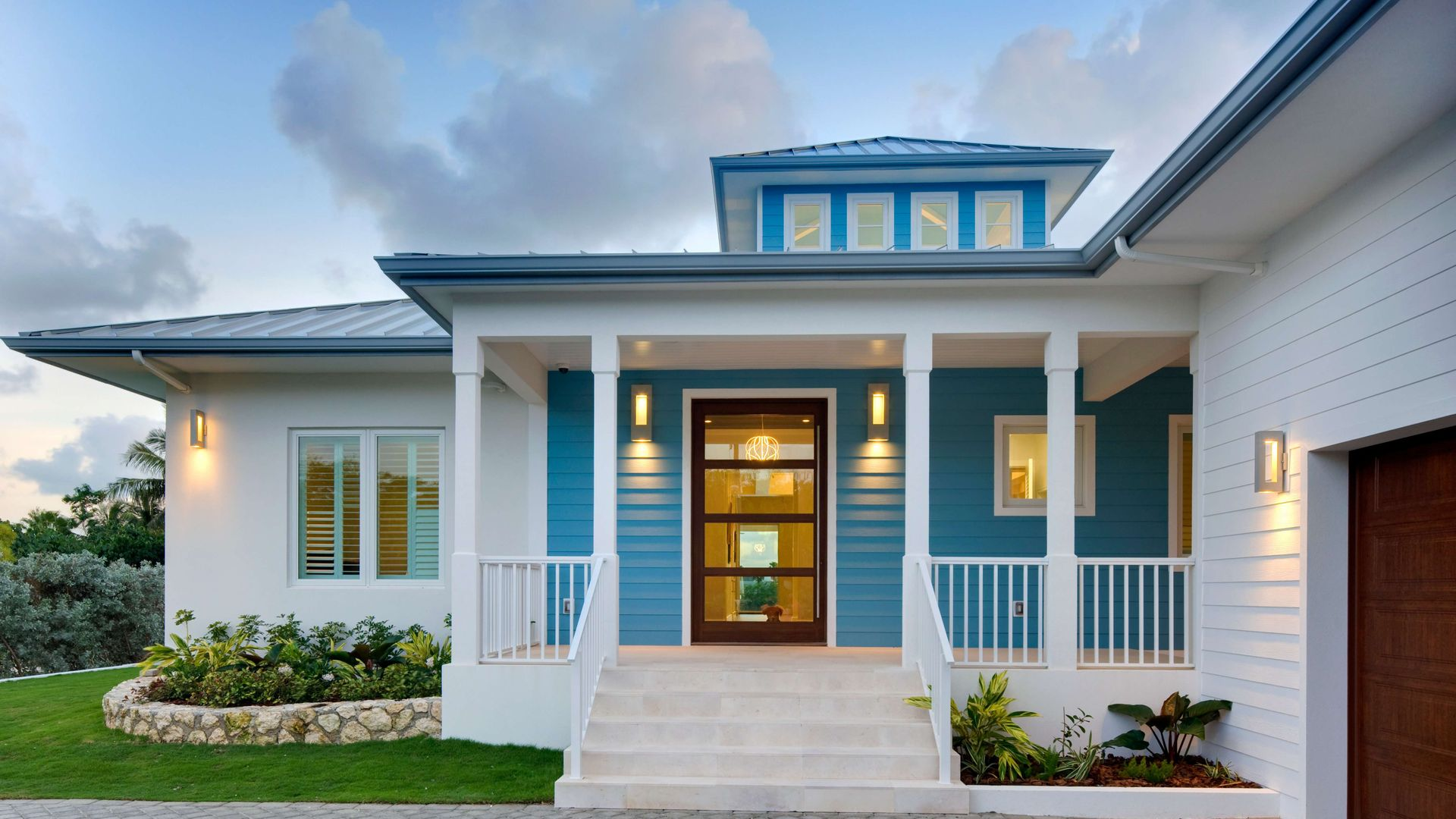 Waterfront West Indian Contemporary
