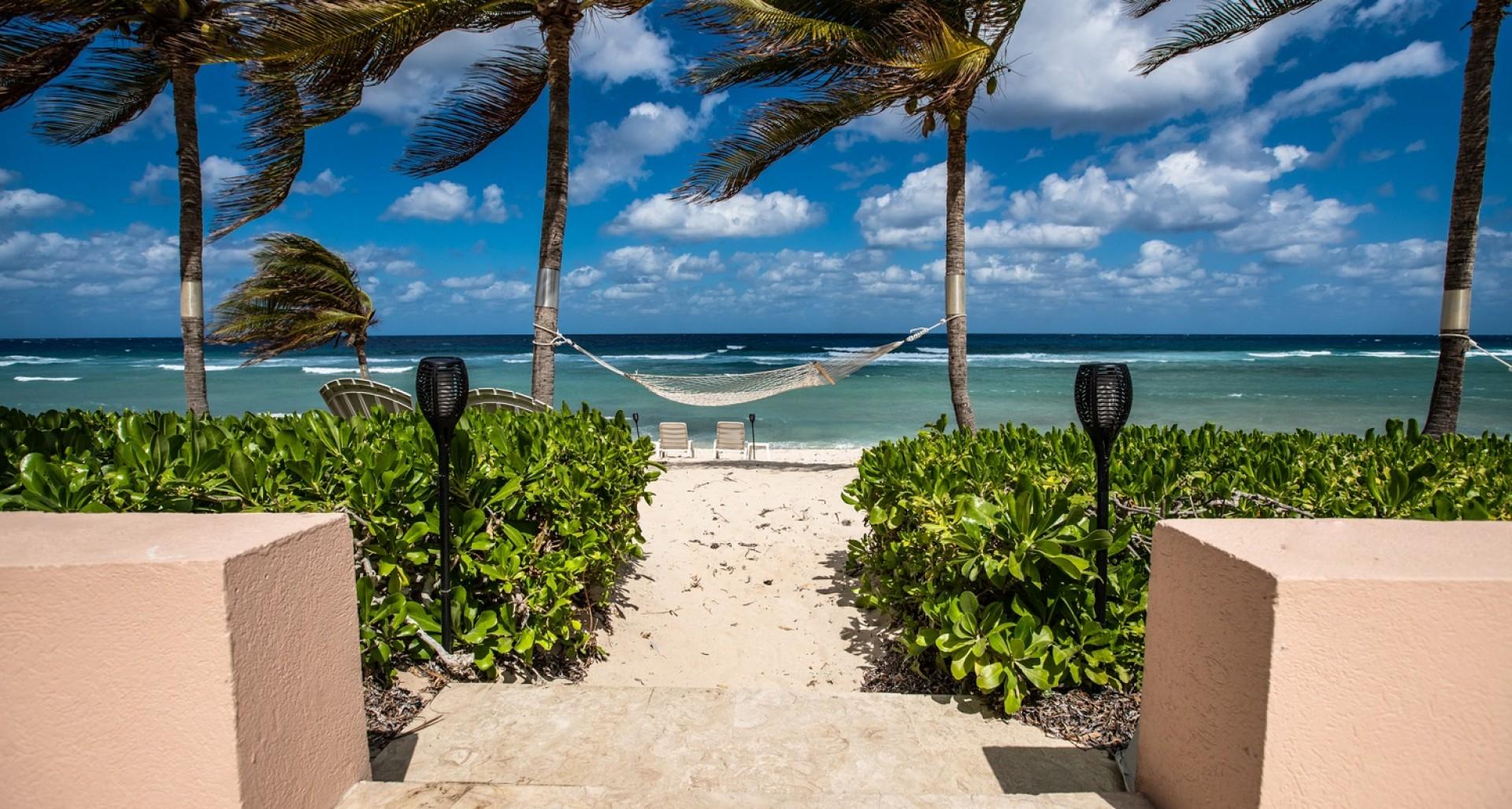 Conch Point Beach Resort Villa #7