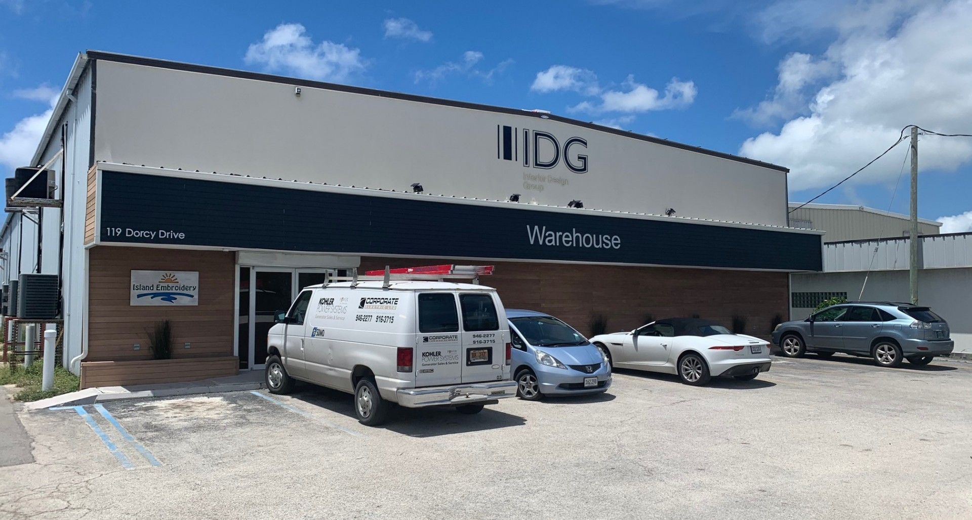 IDG Warehouse- shared