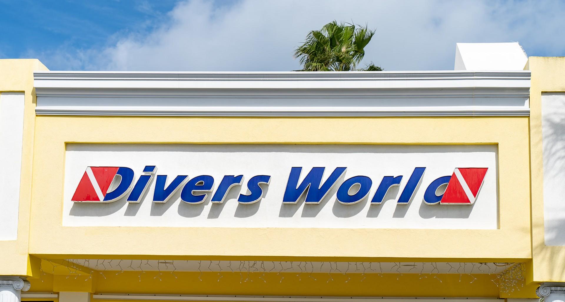 Divers World, Retail, Rental and Repair Store