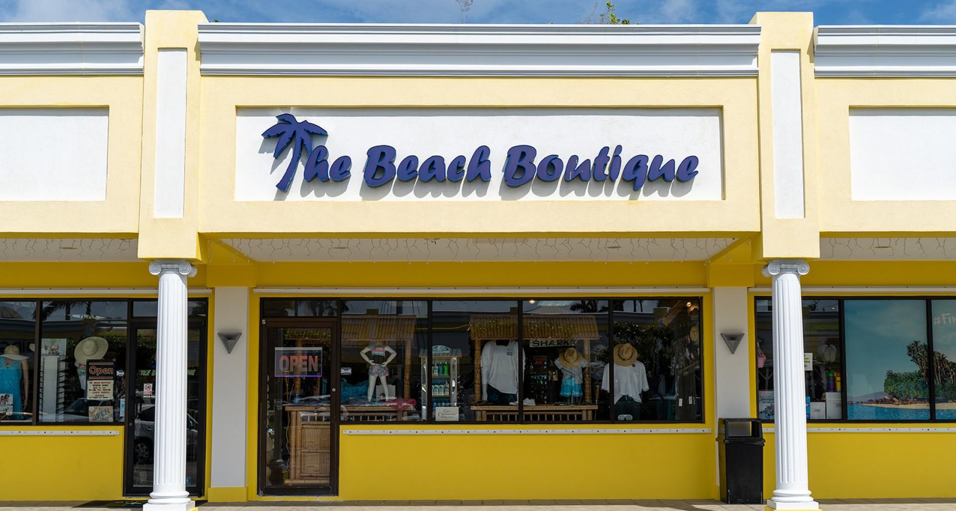 The Beach Boutique – SMB