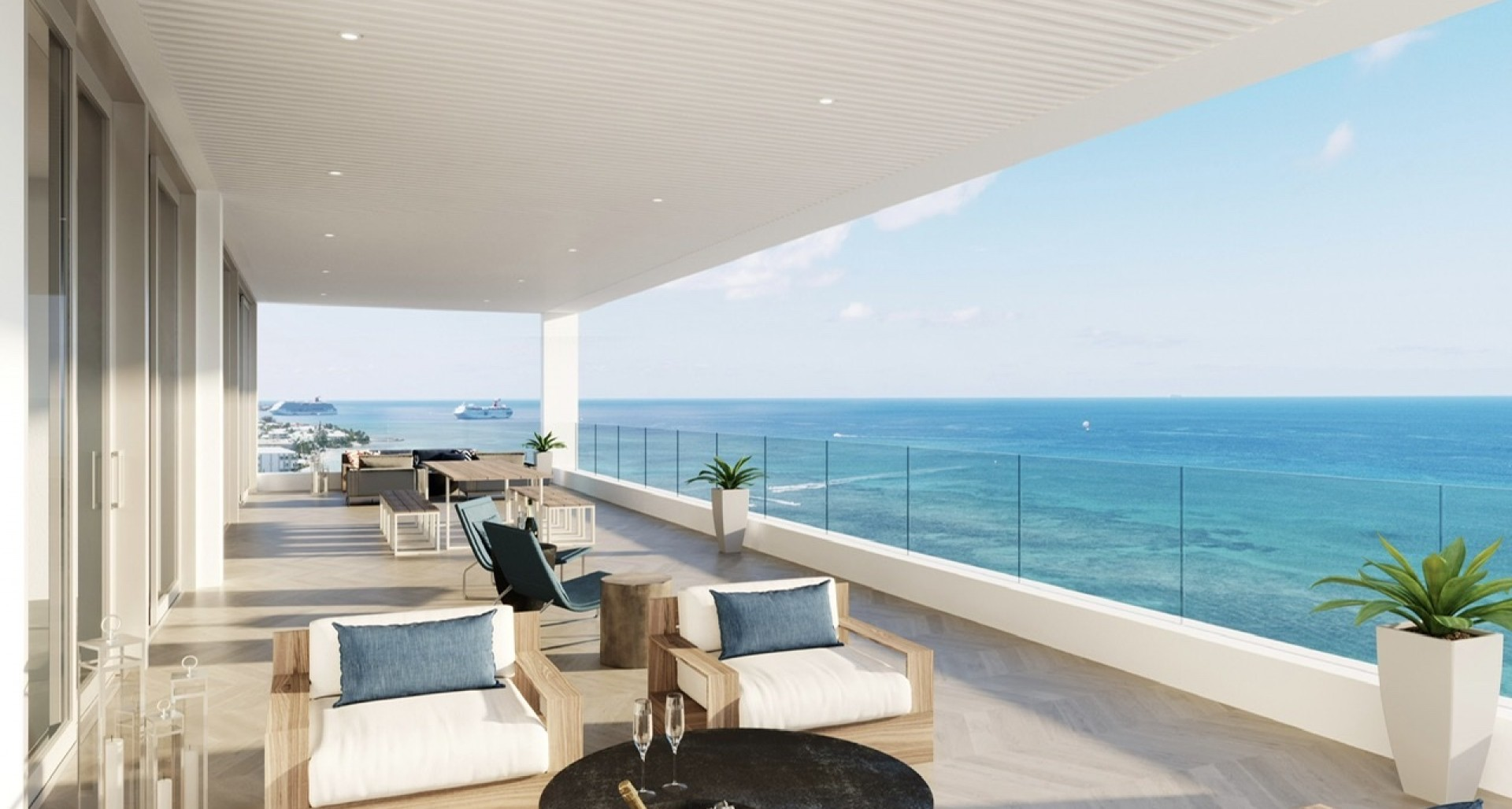 Lacovia – Midlevel Beachfront Corner