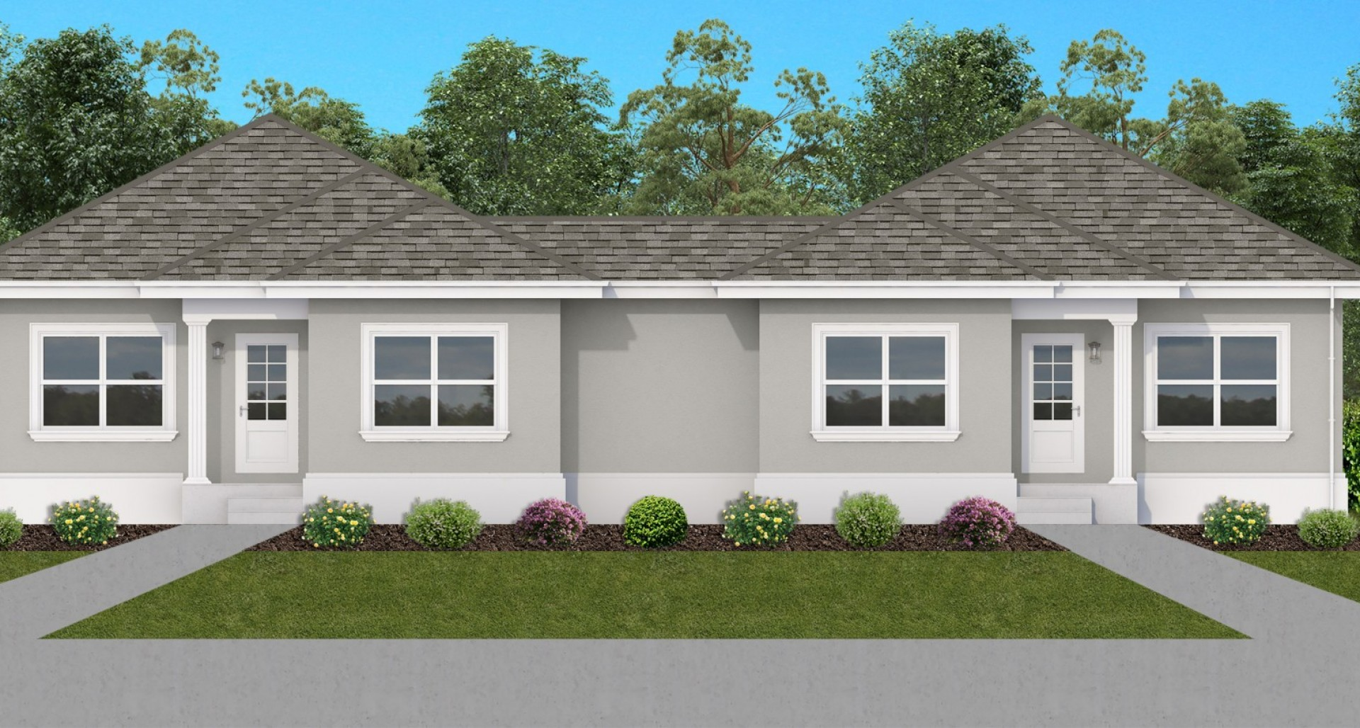 Buttonwood 1/2 Duplex – Pre Construction