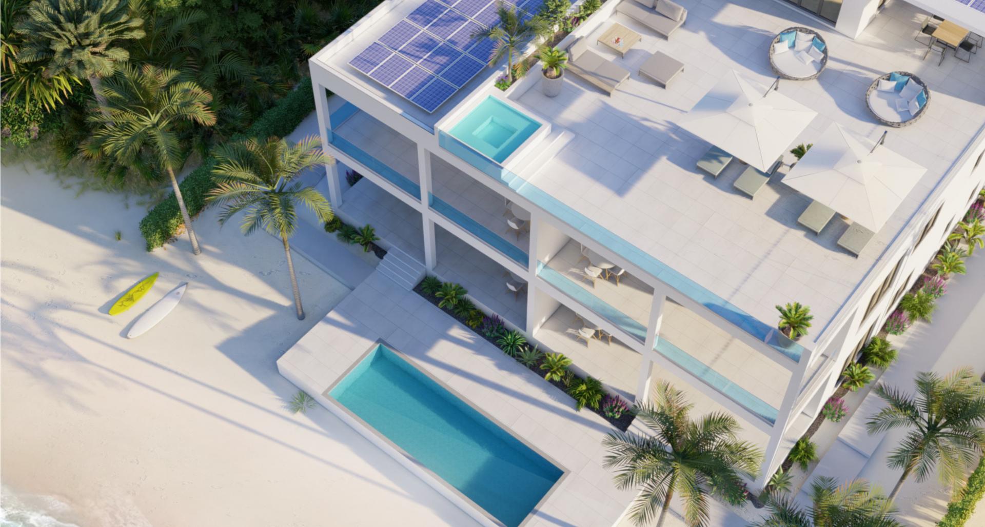 Little Cayman Beachfront Ultra-Delux