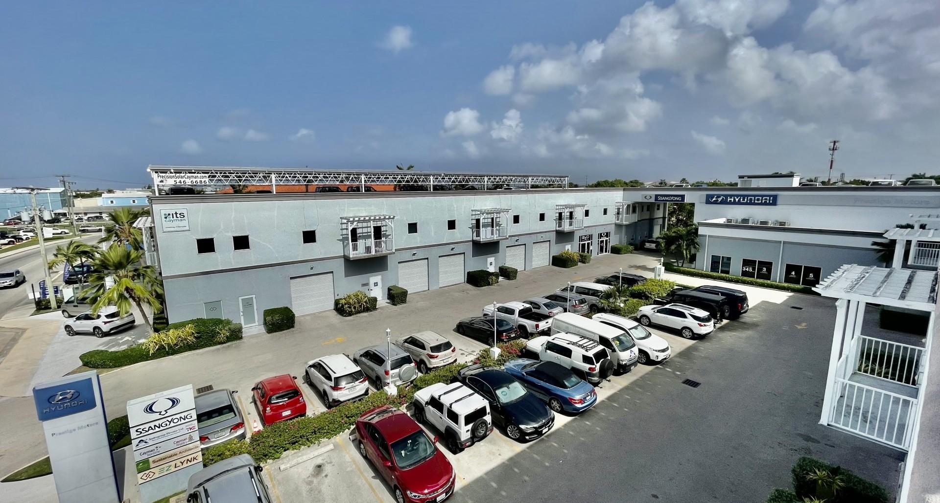 Breezy Castle Warehouse Unit 14