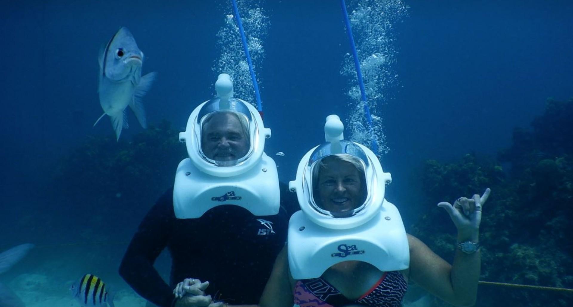 Sea Voyages LTD (DBA Sea Trek and Snuba Cayman)