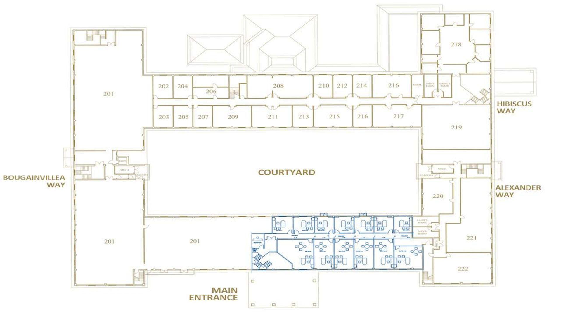 Grand Pavillion Office Suites