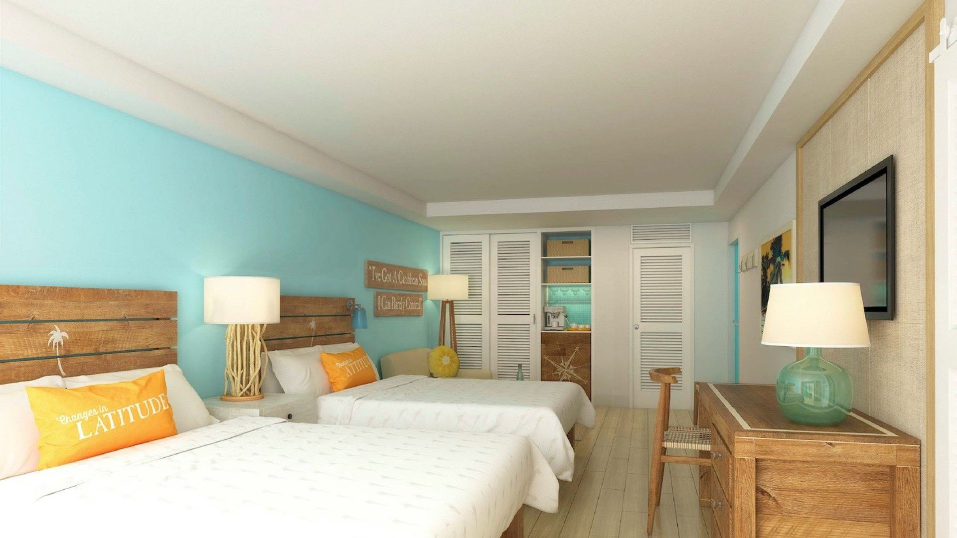 Margaritaville ( former name ) Ground Floor Extended Suite