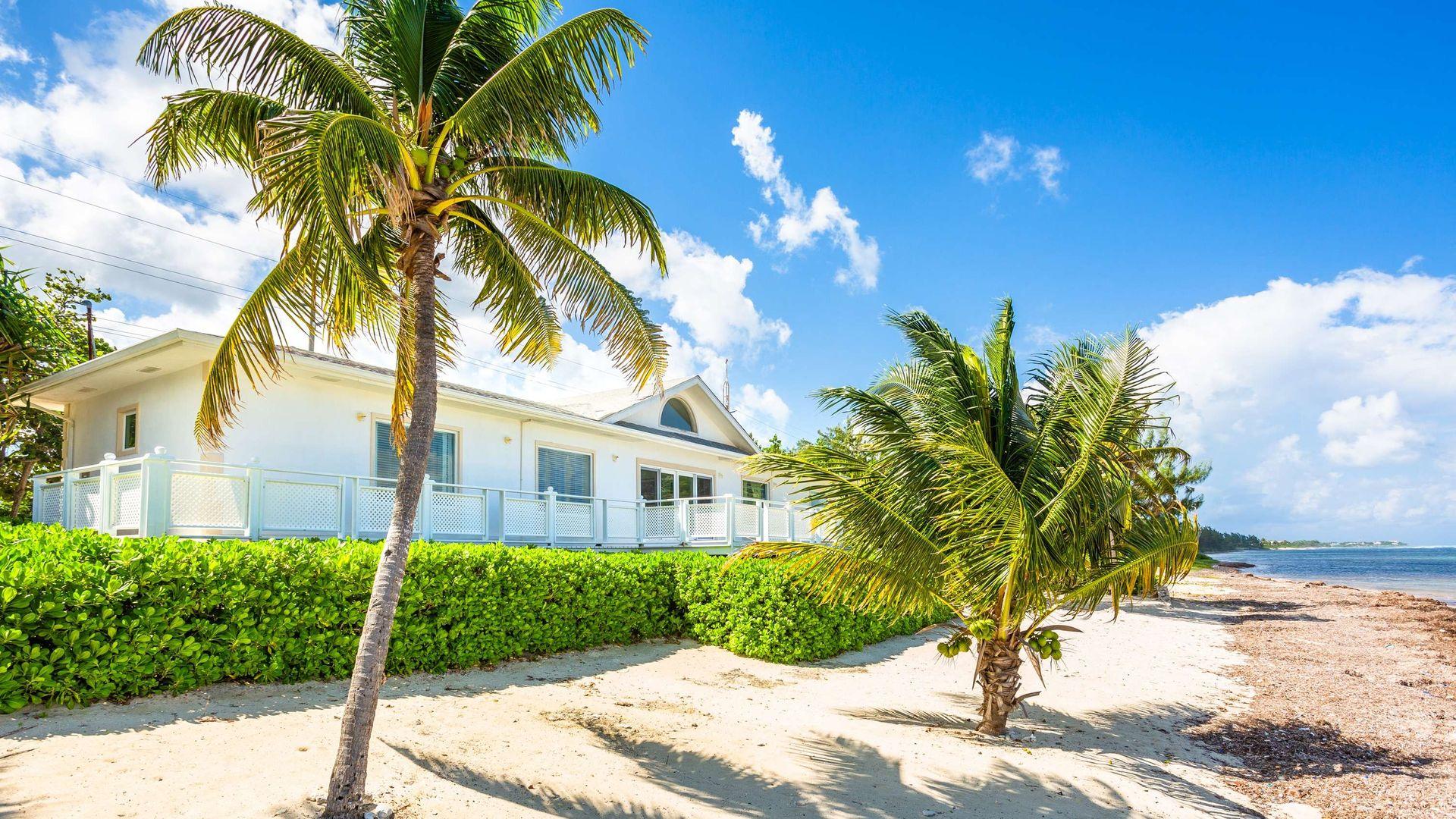 Rum Point Beachfront Home